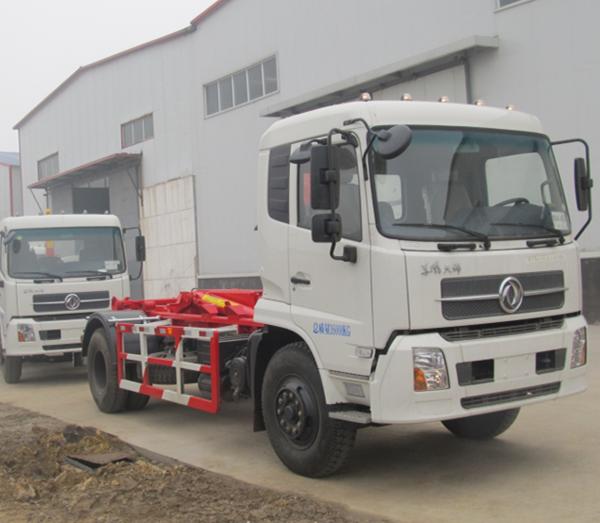 配型车辆-车厢可卸式垃圾车4