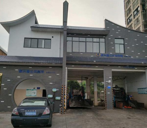 湖南省白田站项目