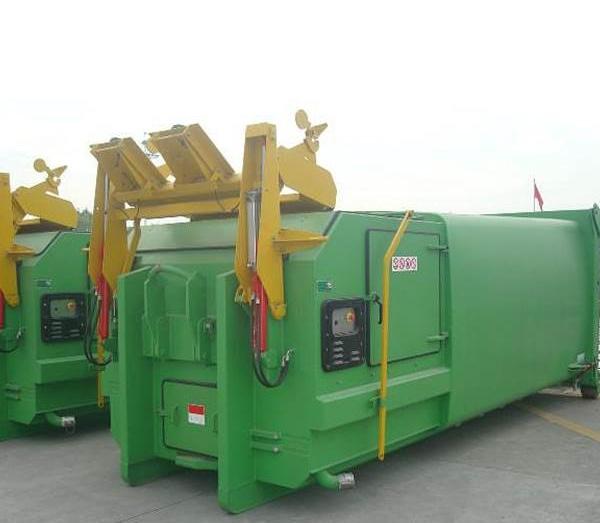 智能移动一体式垃圾压缩设备供应商